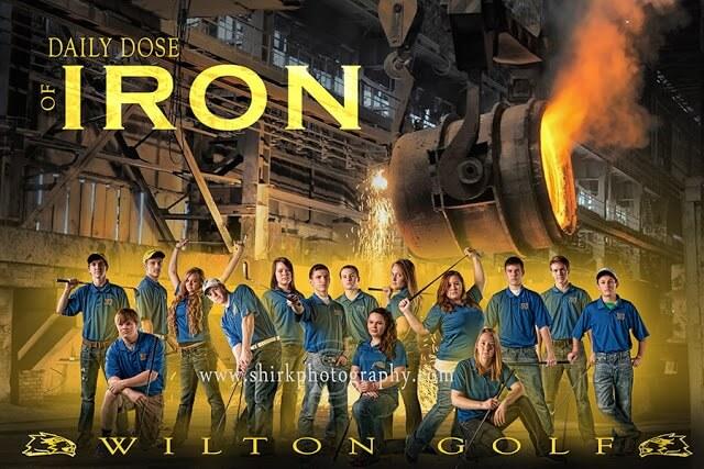 Golf-Team-Composite-Poster