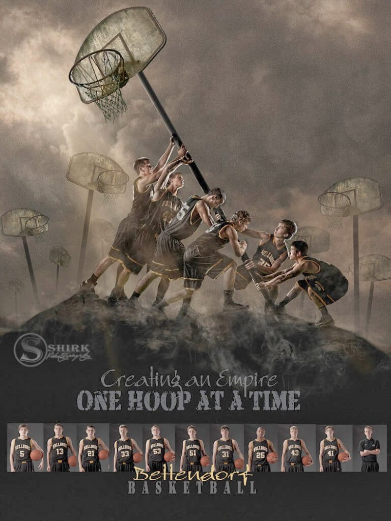 Just a few of my favorite sports posters from the year. – Shirk Photography | Iowa Portrait Artist
