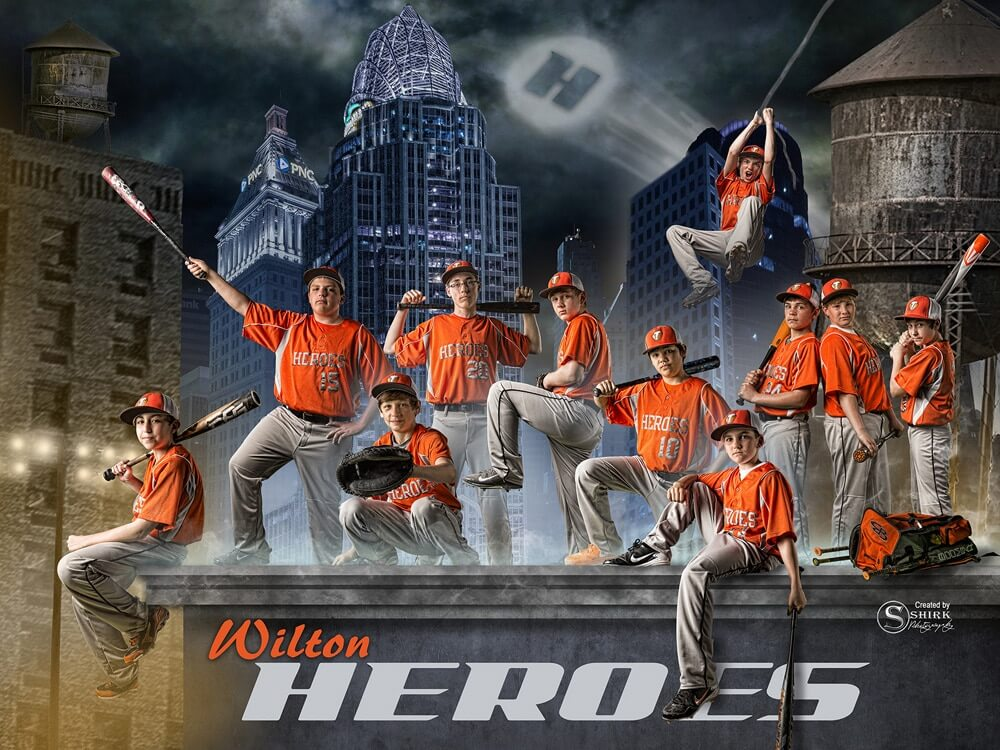 Sports teams gallery shirk photography iowa portrait for Sports team photography templates