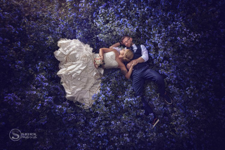 Shirk-Photography-Family-Portraits-Iowa-Creative-Blue-Bells-Wedding-Couple