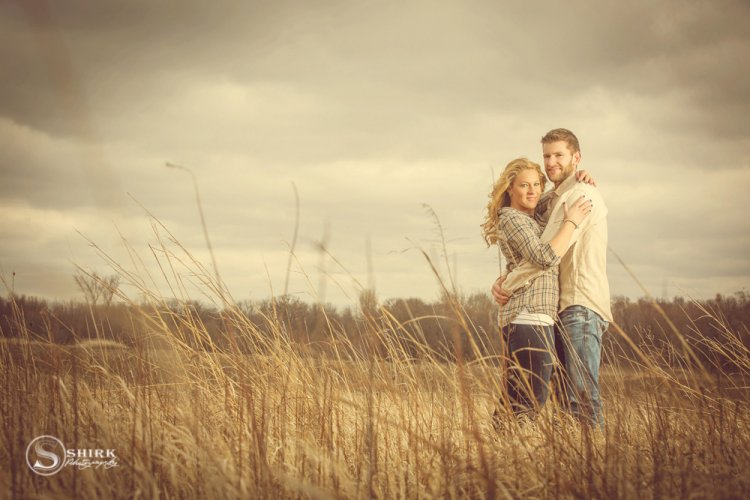 Shirk-Photography-Family-Portraits-Iowa-Creative-Engagement-Tall-Grass