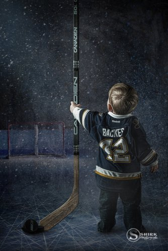 Shirk-Photography-Family-Portraits-Iowa-Creative-Hockey-Ice-Young-Boy