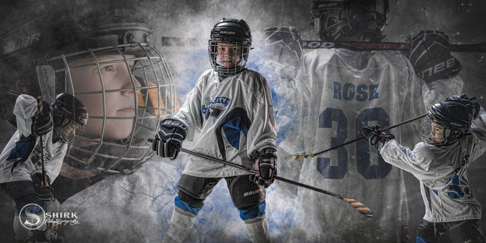 Shirk-Photography-Family-Portraits-Iowa-Creative-Hockey-Kid-Montage-College